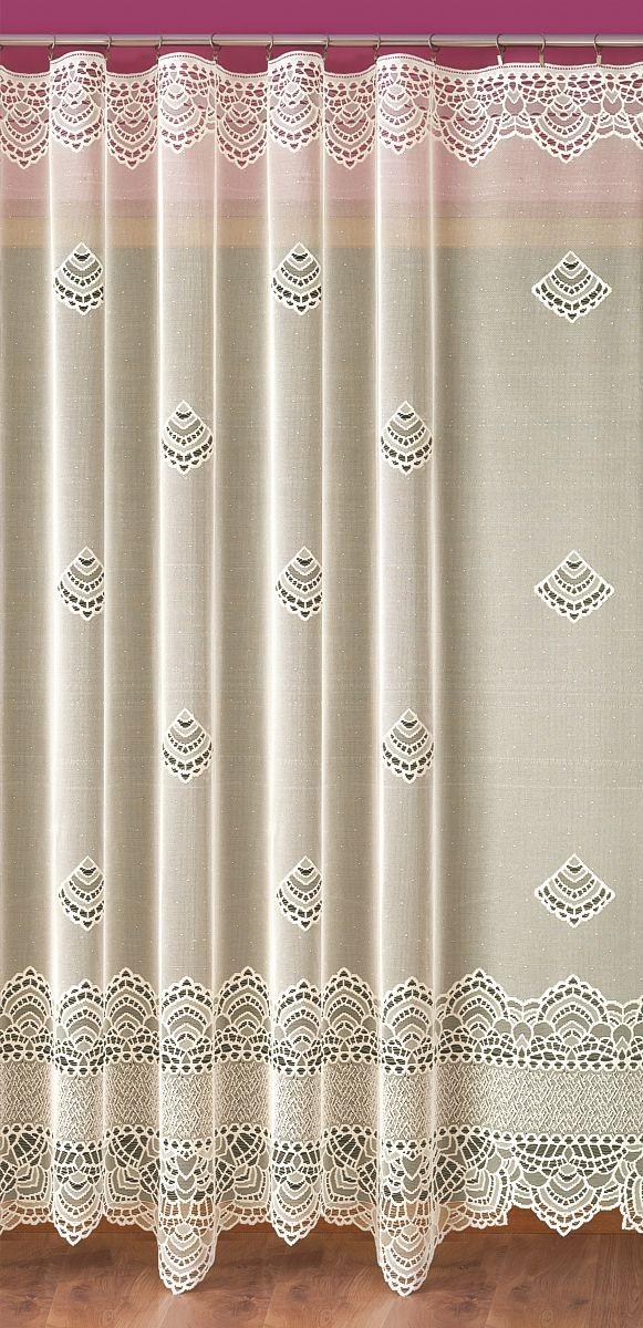 Tanie Firany Na Metry 638 D 008 Wysokość 250 Cm Kremowy